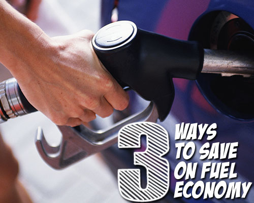 3 Ways to get Better Gas Mileage