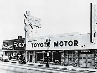 A History of Toyota